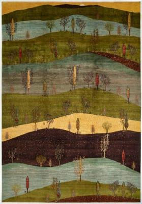 Gabbehs Landscape Landscapes of my Fatherland 3 by Zollanvari