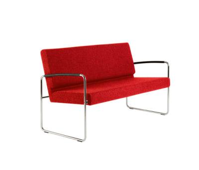 Genio Lounge 2-Seater by Dietiker