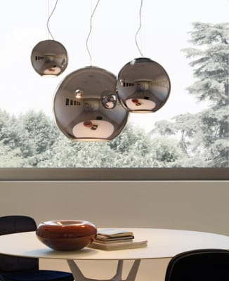 Globo di Luce Suspension lamp by FontanaArte