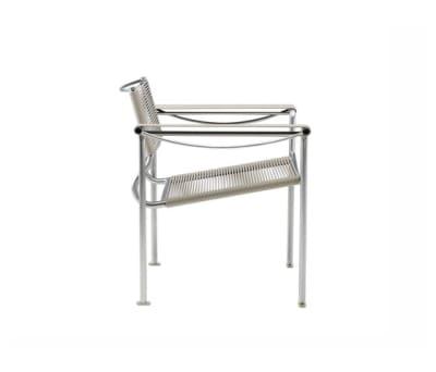green pvc lounge chair 202 beige melange mesh