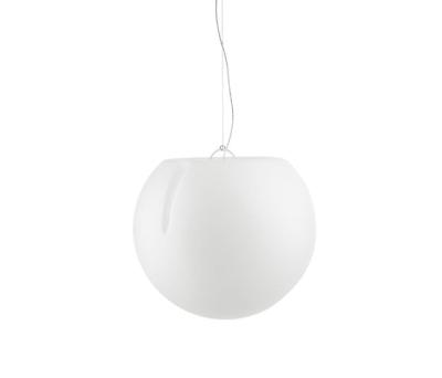 Happy Apple pendant light by PEDRALI