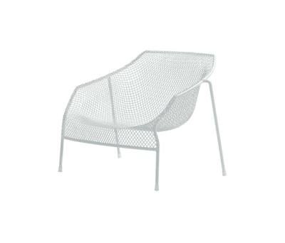 Heaven Lounge Chair - Set of 2 Black