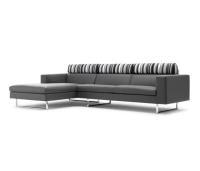 Horatio Corner Sofa by Leolux