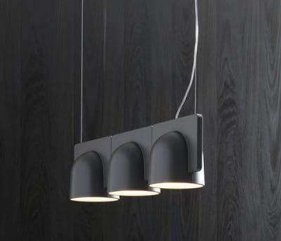 Igloo System Suspension lamp by FontanaArte