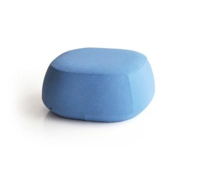 Ile Pouf small square pouf by Bensen
