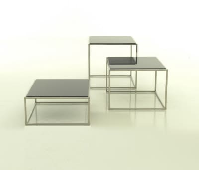 Ile side table by Living Divani