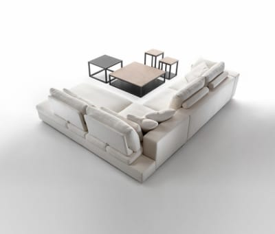 Jack Move I 100 Sofa by Giulio Marelli