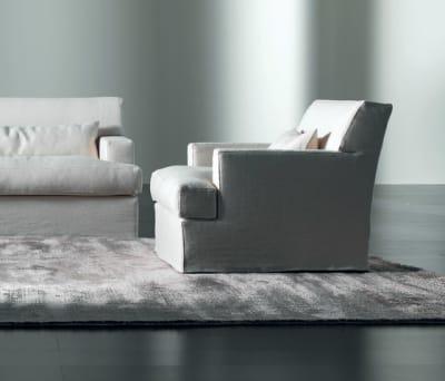 James Slim Armchair by Meridiani