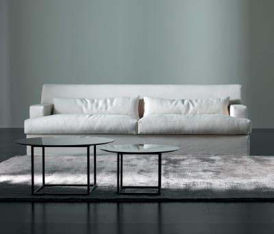 James Slim Sofa by Meridiani