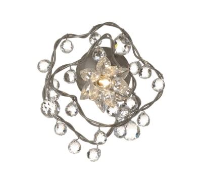 Jewel Diamond wall lamp 1-transparent by HARCO LOOR
