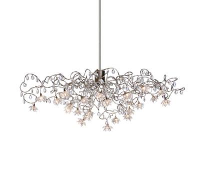 Jewel pendant light 24 by HARCO LOOR