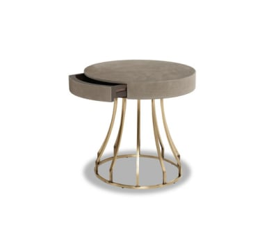JULES DE NUIT Night table by Baxter