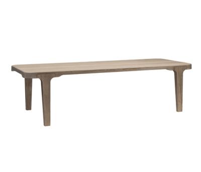 Lago table by Linteloo