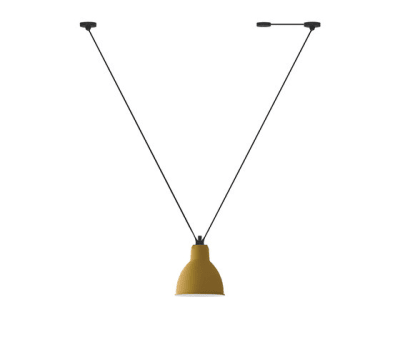 LAMPE GRAS | LES ACROBATES DE GRAS - N°323 xl yellow by DCW éditions