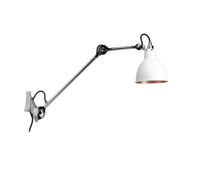 LAMPE GRAS - N°222 white/copper by DCW éditions