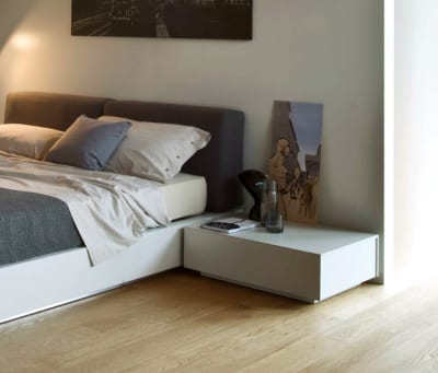 Lato bedside table by Former