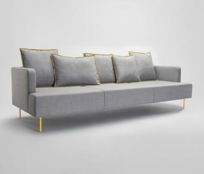 Levit Sofa by Comforty