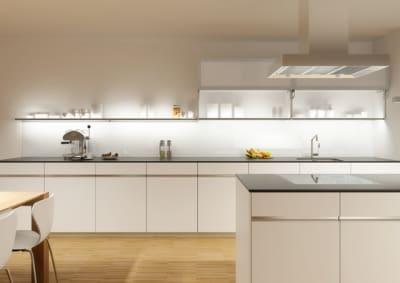 Lighting system 4 Glass shelf by GERA