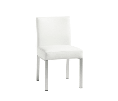 Liner dining chair by Manutti