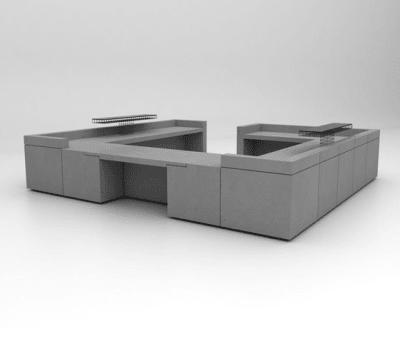 Lintel configuration 9 by isomi Ltd