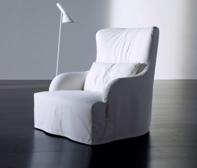 Liu Armchair by Meridiani