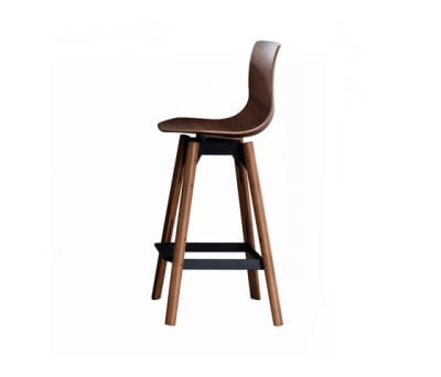Loku Medium Bar Stool by Case Furniture