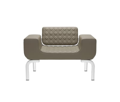 Lounge armchair by SitLand