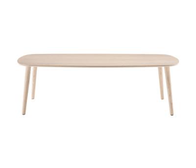 Malmö Coffee Table MLT_120x74x36 by PEDRALI