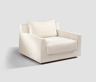Metropolitan Club armchair by Lambert