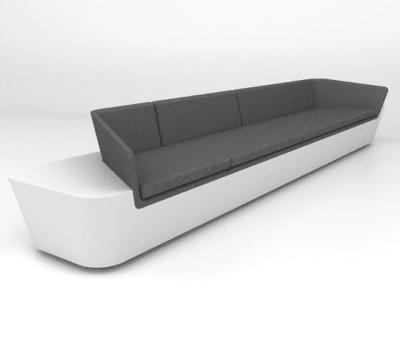 Mono Seat configuration 3 by isomi Ltd