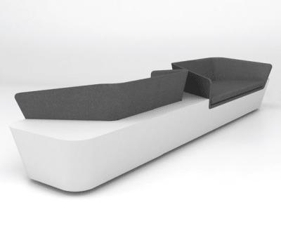 Mono Seat configuration 4 by isomi Ltd