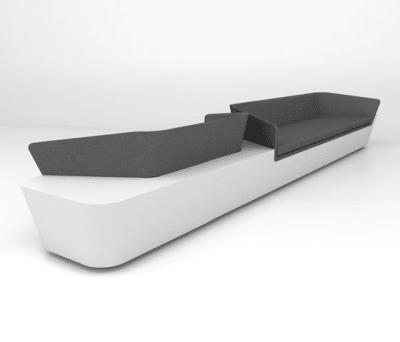 Mono Seat configuration 5 by isomi Ltd