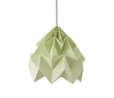 Moth Lamp - Autumn Green by Studio Snowpuppe