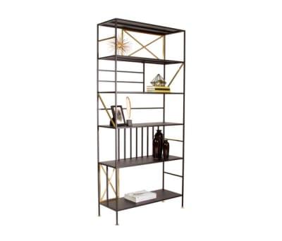 New Prairie Vertical Bookcase by Sauder Boutique