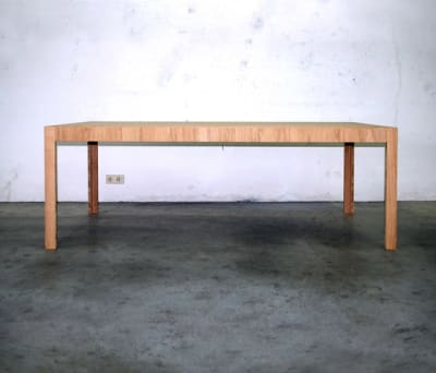 NF 27T Table by editionformform