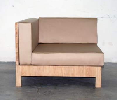 NF 98ST Seating element side by editionformform