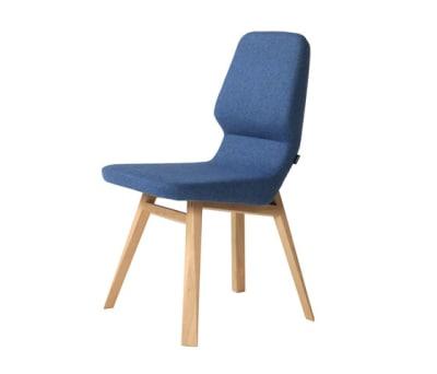 Oblique Chair by Prostoria