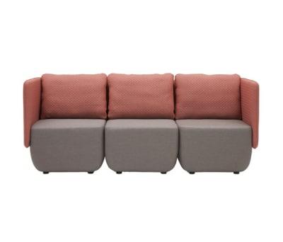 Opera Modular Sofa by Softline A/S