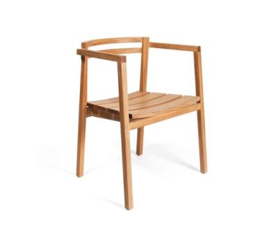 Oxnö armchair by Skargaarden