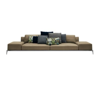 Park sofa by Poliform