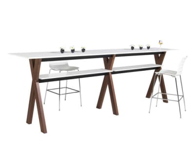 Partita Bar Table by Koleksiyon Furniture