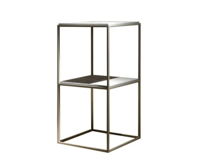 Pequeñas Arquitecturas side table by MOBILFRESNO-ALTERNATIVE