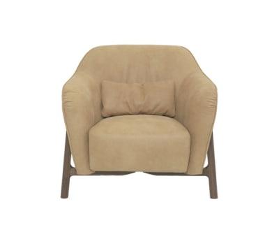 Pilotis armchair by De Padova
