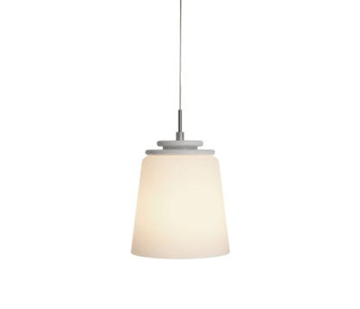 Ping 30 pendant opal/ white by Bsweden