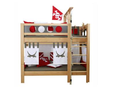 Pirate Bunk Bed DBA-202.9 by De Breuyn