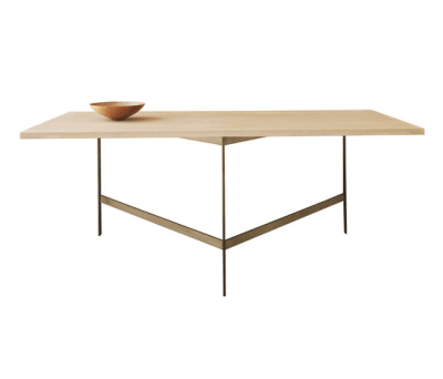 Plank Table by BassamFellows