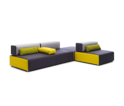 Ponton sofa by Leolux