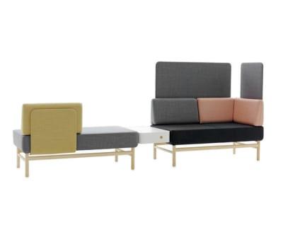 Pop Sofa by Gärsnäs