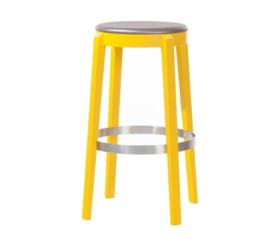 Punton Barstool upholstered by TON
