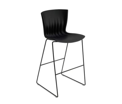 Ripple Chair bar height by Paustian